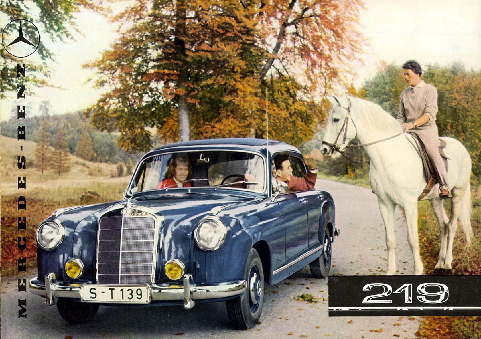 Mercedes Benz 219 Restoration Chassis Thinner Spies Hecker 1 Liter