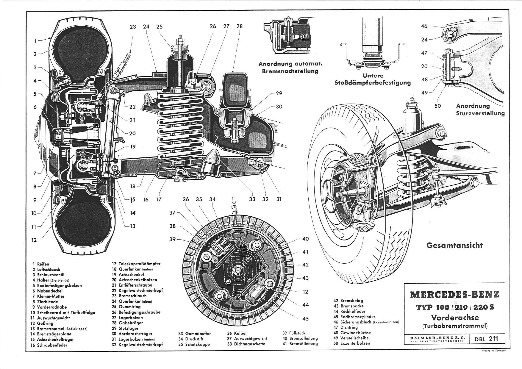 Mercedes 190d Vacuum Diagram Mercedes Auto Wiring Diagram