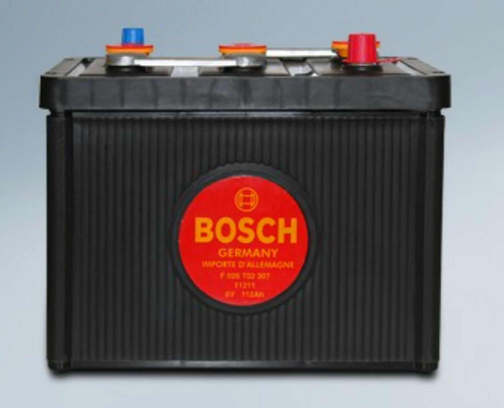 Bosch Classic Battery, could have fit my Mercedes-Benz 219 perfectly
